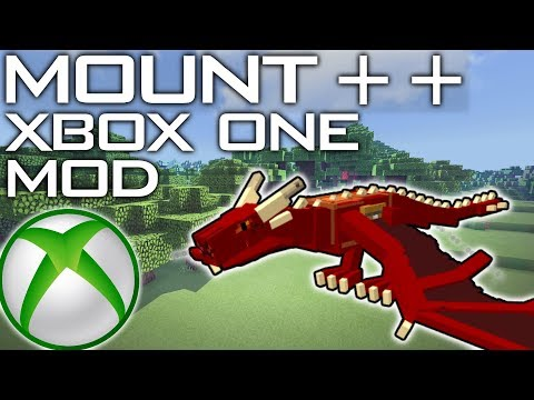 How To Download Mount++ Mod On XboxOne (Tutorial)