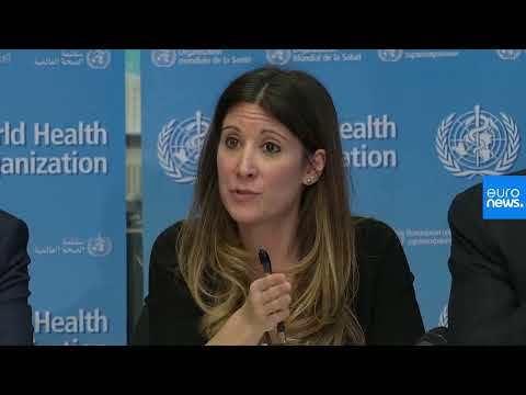 WHO gives latest on COVID-19 | LIVE