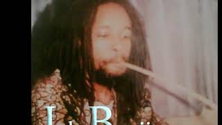 Jah Benji - 'Let Me Be Your Lover'