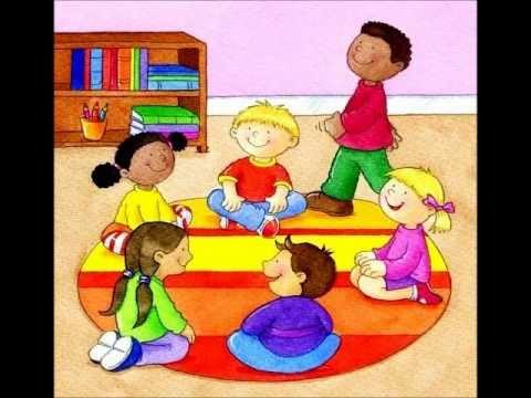Gel Bize Katıl Bize - Çocuk Şarkıları