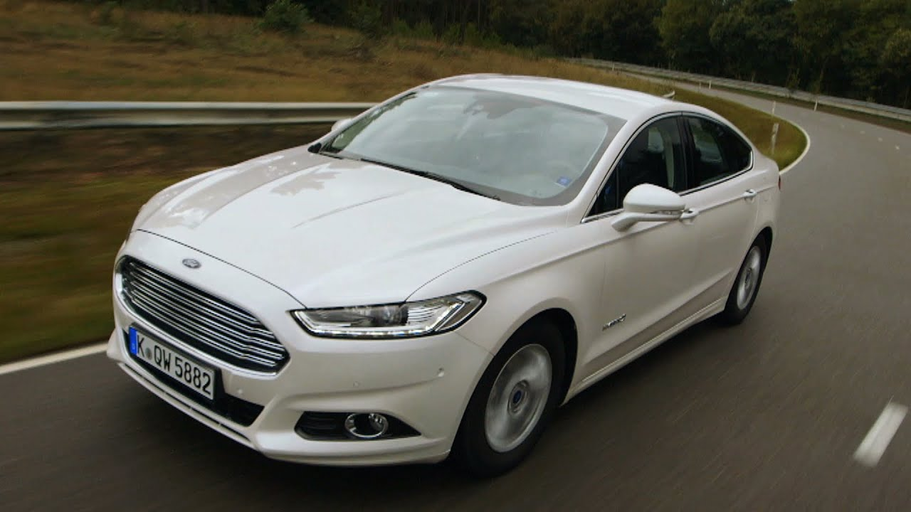 All New Ford Mondeo Hybrid Electric Vehicle Youtube
