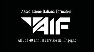 Convegno Nazionale AIF Genova 2018