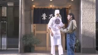 モデルmiuが春の日本橋を探検!桜がつなぐ新たな出会い。 日本橋 桜フェ...