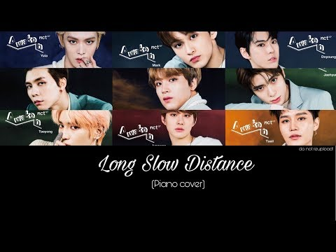 NCT 127 Long Slow Distance - Instrumental (Piano Cover)