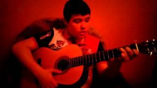 Обучение игре на гитаре Кравц Обнуляй