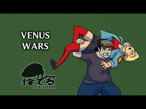 Anime Abandon: Venus Wars