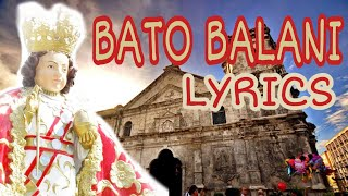 Bato Balani sa Gugma Lyrics 2019