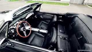 1967 mustang convertible full restoration time lapse