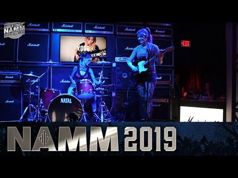 New Marshall Models for NAMM 2019 - Featuring Dan Hawkins of The Darkness!
