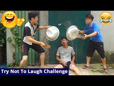 TRY NOT TO LAUGH CHALLENGE 😂 😂 Comedy Videos 2019 - Episode 8 - Funny Vines    SML Troll