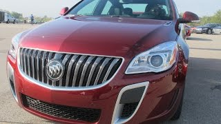 2016 Buick Regal GS Test Drive at MAMA Fall Rally NewCarNews.TV