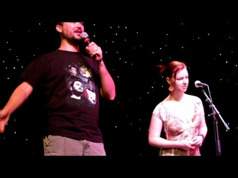 Conjunction Junction (Schoolhouse Rock) -- The Awesome Singing People on JoCo Cruise Crazy II