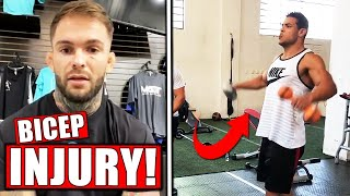 Cody Garbrandt Reacts To WITHDRAWAL From UFC 255, Paulo Costa Back In Training, Jorge Masvidal