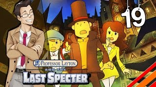"""Professor Layton and the Last Specter   """"The Specter Strikes""""   Part 19"""