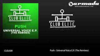 Push - Back To The Essence (Ruben de Ronde Remix)(CLEL028)