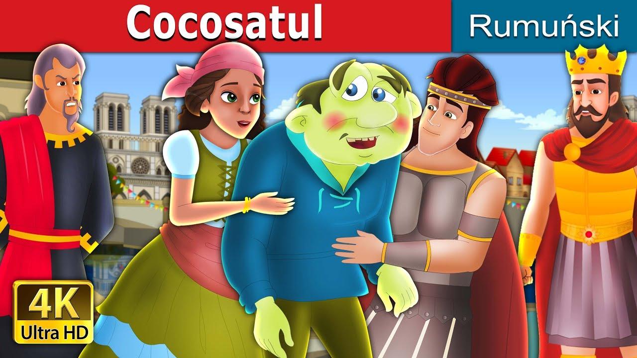 Cocoșatul | The Hunchback Story in Roman | Povesti pentru copii | Romanian Fairy Tales
