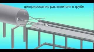 Нанесение внутреннего покрытия(, 2010-08-05T08:34:38.000Z)