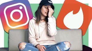 Tinder Erfahrungen und andere Geheimnisse  - Instagram Nachrichten