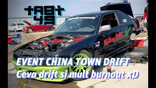 La drift cu Rares in China 1/2 ✖ Tabi 49