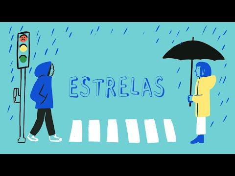 Bárbara Tinoco, Carolina Deslandes - Estrelas (Letra)