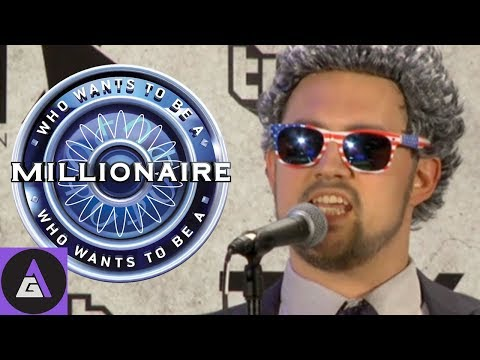 WHO WANTS TO BE A MILLIONAIRE?? Live at RTX 2017
