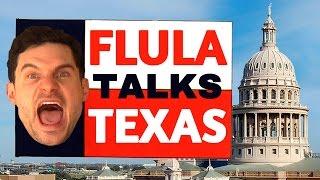 Flula Borg Caught on streets in Austin, Texas!