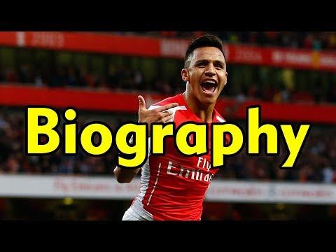 Alexis Sánchez Biography | Arsenal | Chilean professional footballer | Alexis
