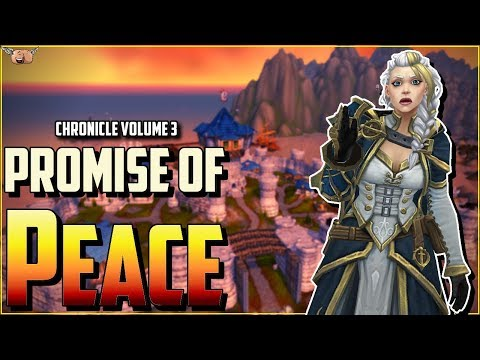 Warcraft Lore [Chronicle Vol 3] - Gladiator King / Promise Of Peace / Blue Dragonflight's Descent