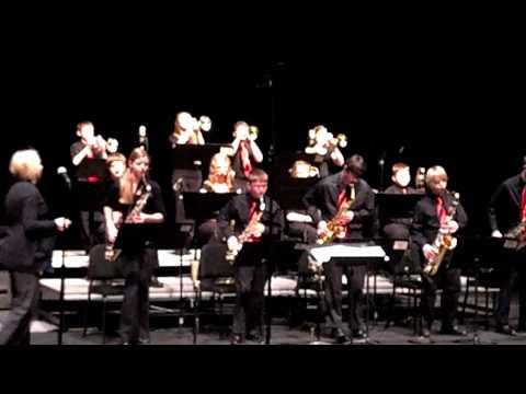 mayo middle school jazz band