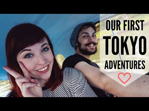 Tokyo Trip Day 1! Swan boats, @home maid cafe, & Don Quijote