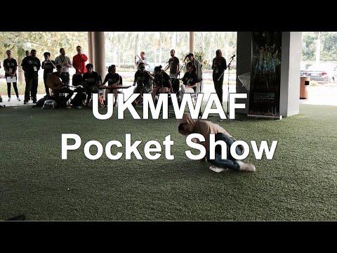 UKMWAF Pocket Show at IOI Mall in Malaysia