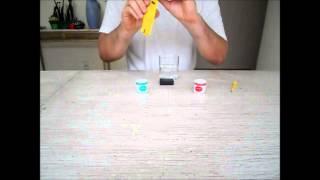 Medidor de pH digital Calibração(Um breve tutorial explicando como proceder com a calibração de medidores de pH portáteis ou