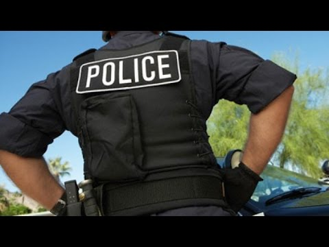 7 Encounters With Cops While Fulltime Living In My RV Van