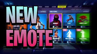 "*NEU* ""KNEE SLAPPER"" Emote! FORTNITE DAILY ITEMS [7. Januar] MIND BLOWN EMOTE! FATE SKIN KEHRT ZURÜCK!"