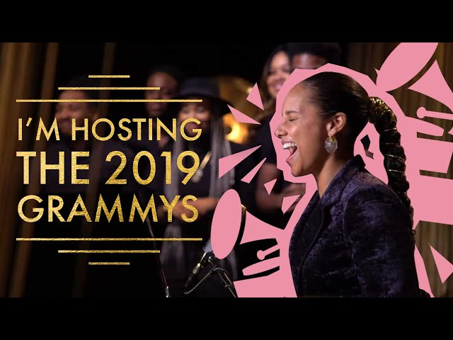 Alicia Keys To Host The 2019 GRAMMY Awards | GRAMMY com