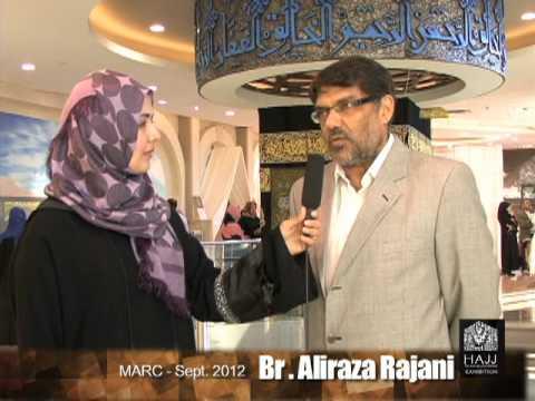 Hajj Exhibition Live Interview Sept2012 For Utube