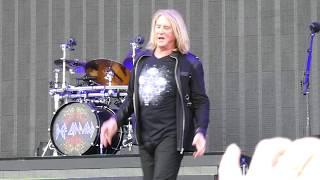 """Rocket & Animal & Foolin"" Def Leppard@Hersheypark PA Stadium 5/25/18"