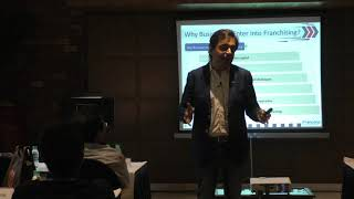 Franchise Management Series:(Rapid market penetration through