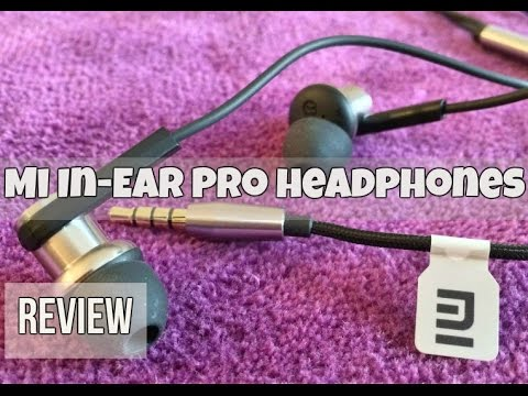 Mi In-Ear Pro headphones review video | Digit.in