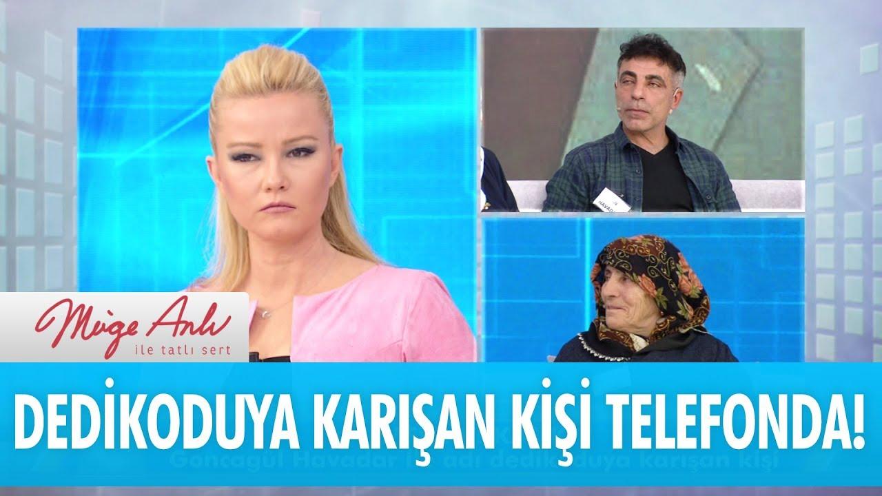 Mehmet Kaşık telefon hattında - Müge Anlı İle Tatlı Sert 6 Mart 2018