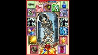 мясорубка на 13ур  xD  (сильный каст)  DWAR  Легенда Наследие Драконов