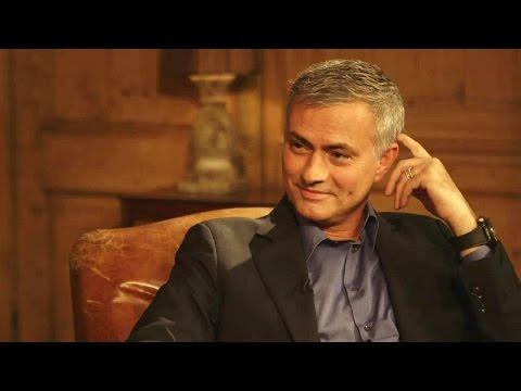 Jose Mourinho Full Length Interview - Messi Rumors, Sir Alex Ferguson, England Job & Mario Balotelli