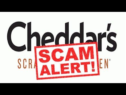 Cheddar's Advertising Scam