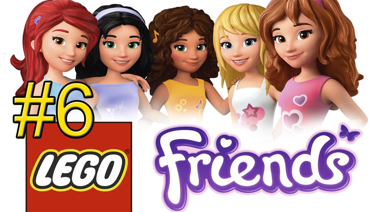 lego friends 3ds part 6 science fair