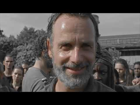 The Walking Dead - Rickyl II Daryl Dixon  & Rick Grimes