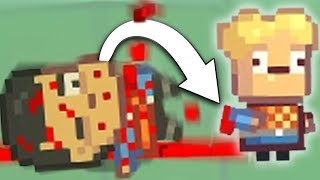Nugget gets a NEW ARM! (Kindergarten 2)