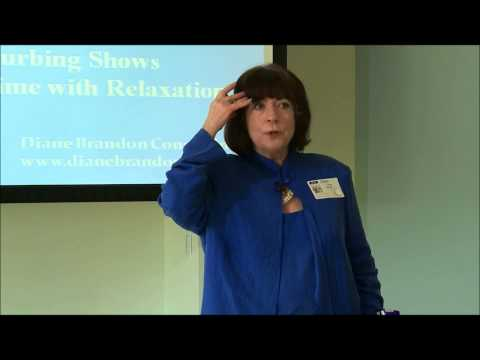 Diane Brandon Speaking on Wellness