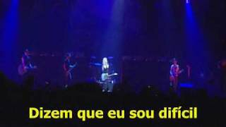 Avril Lavigne - My Happy Ending live at Budokan LEGENDADO!!