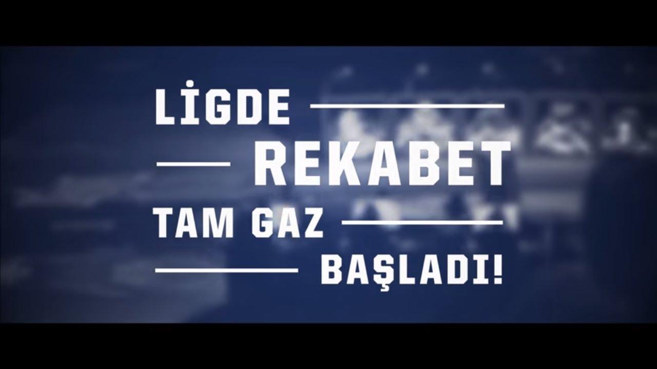VFŞL'de Rekabet Tam Gaz Devam Ediyor Videosu