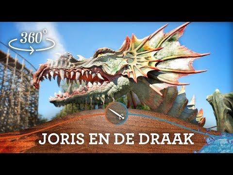 Joris en de Draak in 360°- Efteling Onride